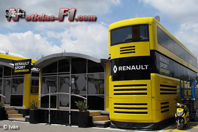 Renault - Motorhome - 2016 - www.noticias-f1.com