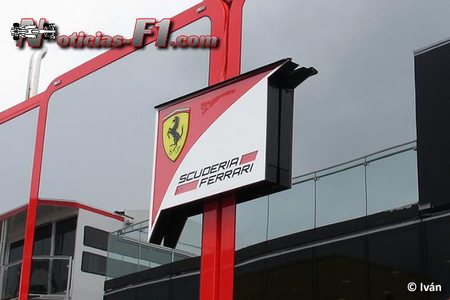 Logo Scuderia Ferrari - www.noticias-f1.com