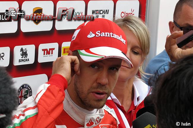 Sebastian Vettel - Scuderia Ferrari 2016 - www.noticias-f1.com