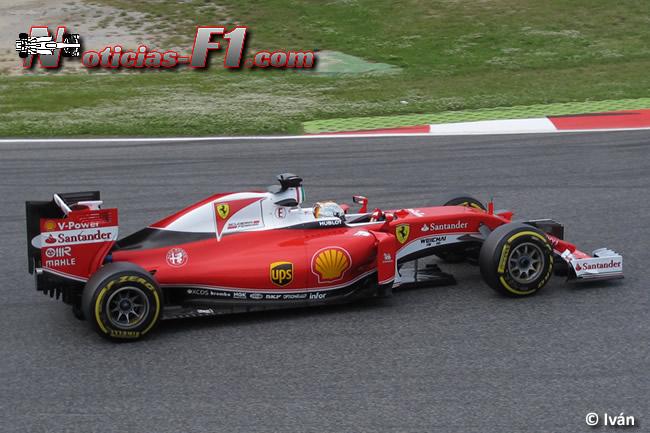 Sebastian Vettel - Scuderia Ferrari - 2016 - www.noticias-f1.com