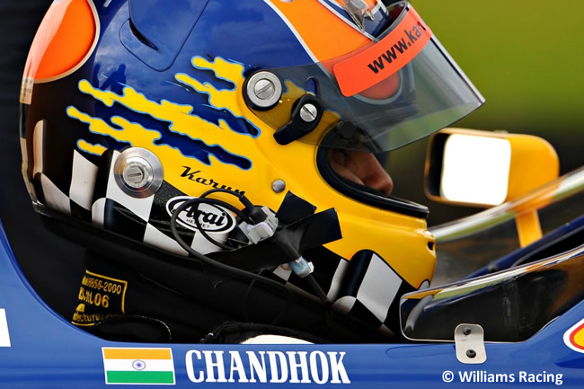 Karun Chandhok - Williams