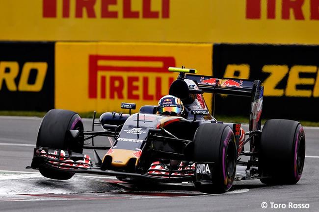 Carlos Sainz - Toro Rosso - GP Canadá