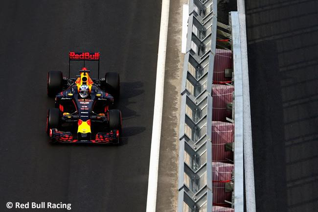 Daniel Ricciardo - Red Bull Racing - Gp Europa 2016 - Bakú