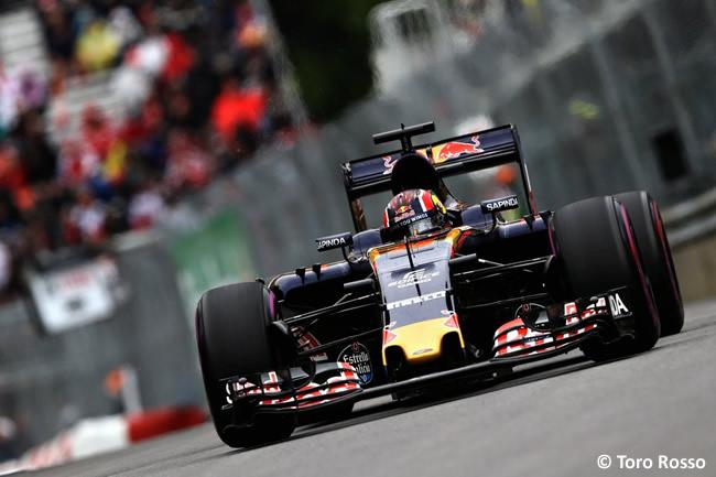 Daniiil Kvyat - Toro Rosso - GP Canadá