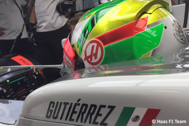 Esteban Gutiérrez - Haas F1 - Gran Premio de Europa 2016 - Bakú
