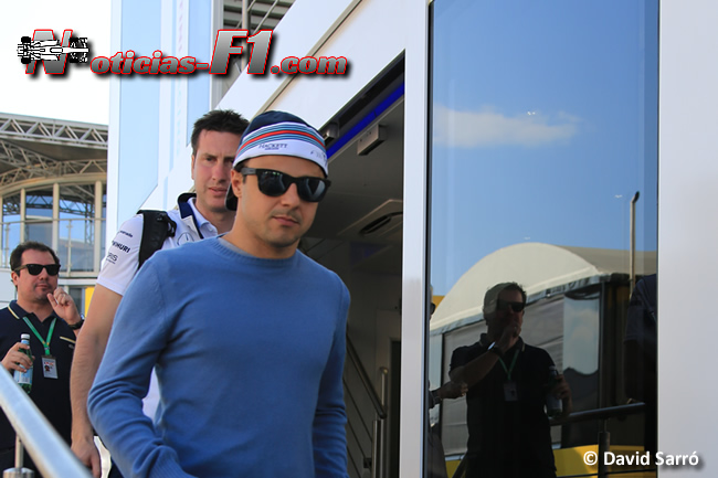 Felipe Massa - Williams - www.noticias-f1.com - David Sarró