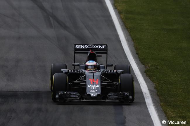 Fernando Alonso - McLaren - GP Canadá