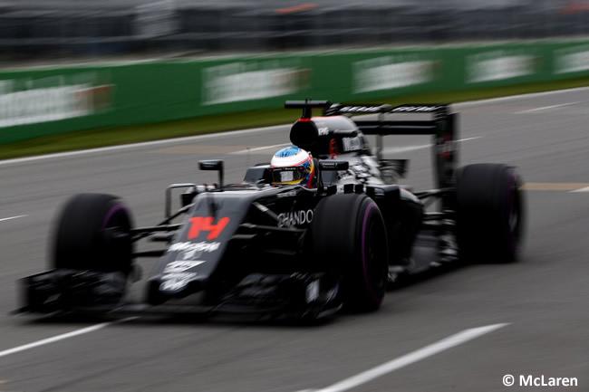 Fernando Alonso - McLaren-Honda - Canadá