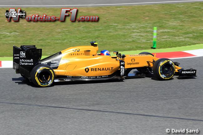 Jolyon Palmer - Renault - www.noticias-f1.com - David Sarró