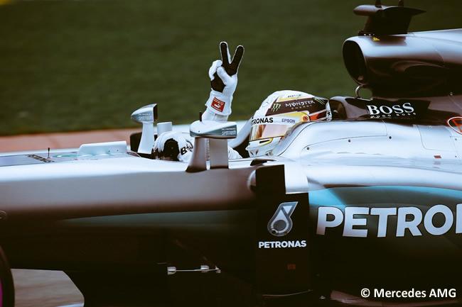Lewis Hamilton - Mercedes AMG - GP Canadá