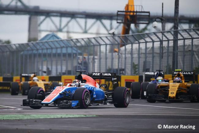 Manor GP Canadá