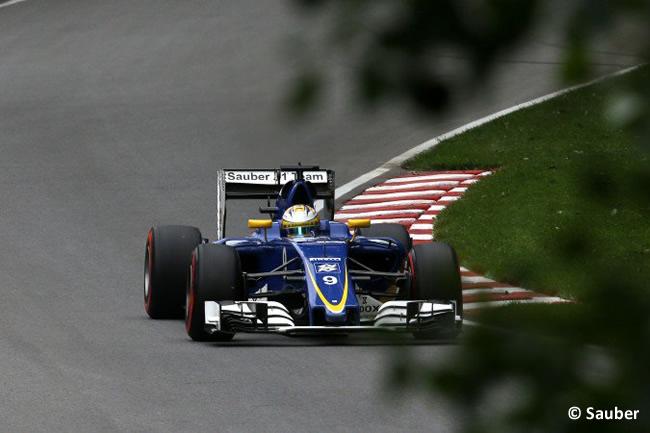 Marcus Ericsson - Sauber - GP Canadá