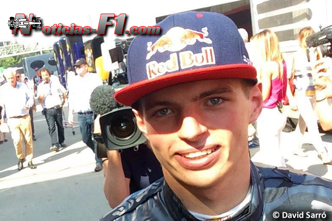 Max Verstappen - Red - Bull - www.noticias-f1.com - David Sarró