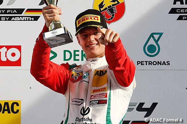 Mick Schumacher - Victoria F4