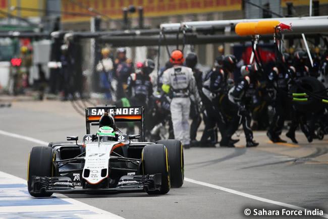 Nico Hulkenberg - Force India - GP Canadá