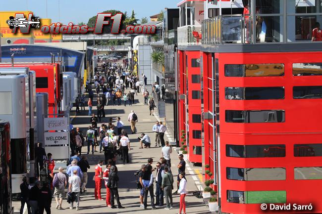 Paddock - F1 2016 - www.noticias-f1.com - David Sarró