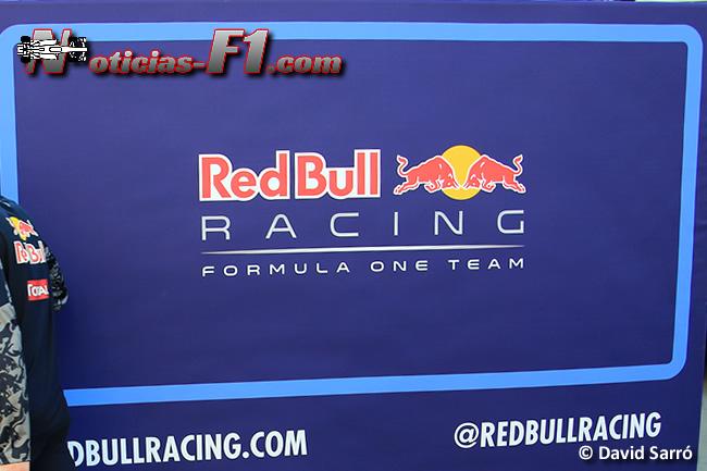 Red Bull Racing - Logo - www.noticias-f1.com - David Sarró
