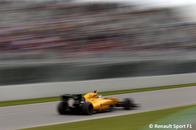 Renault Sport - GP Canadá