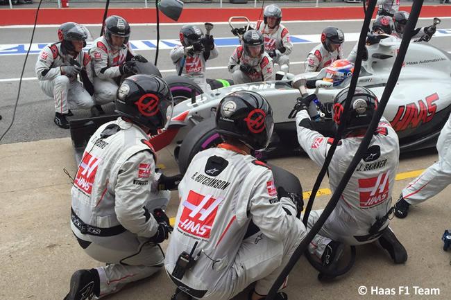 Romain Grosjean - Haas F1 Team - GP Canadá