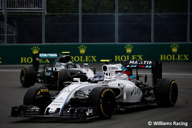 Valtteri Bottas - Williams - GP Canadá