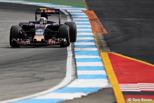 Carlos Sainz - GP Alemania 2016 - Calificación