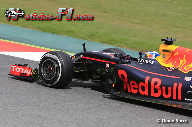 Daniel Ricciardo - Red Bull Racing - www.noticias-f1.com - David Sarró