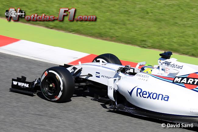 Felipe Massa - Williams - www.noticias-f1.com - David Sarró