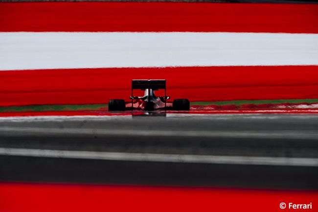 Ferrari - GP Austria 2016 - Calificación