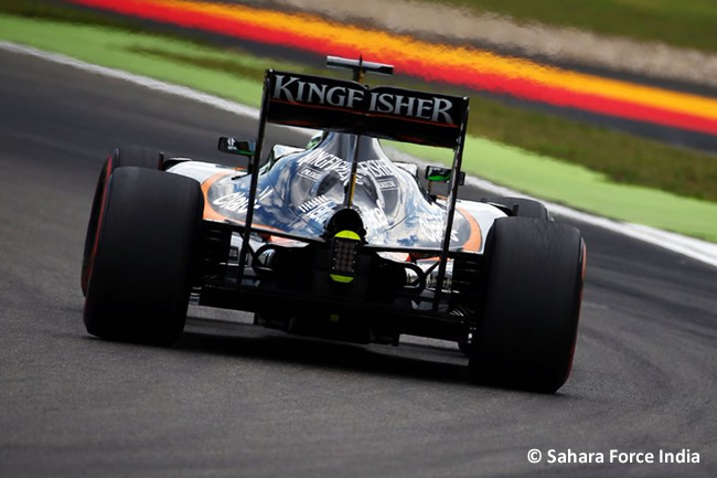 Force India - GP Alemania, Hockenheim 2016