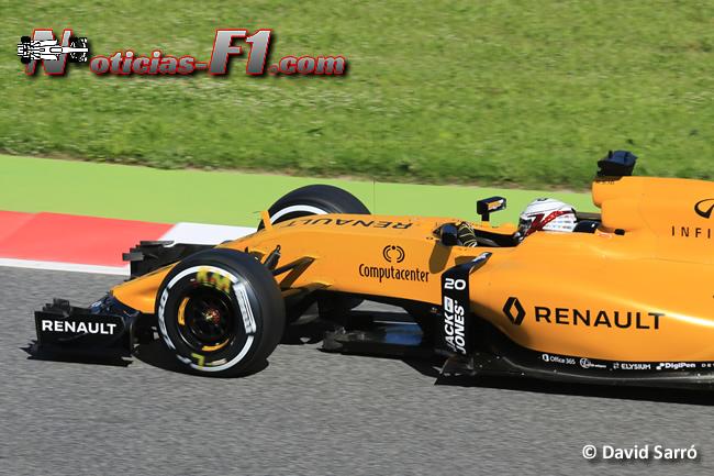Kevin Magnussen - Renault - www.noticias-f1.com - David Sarró