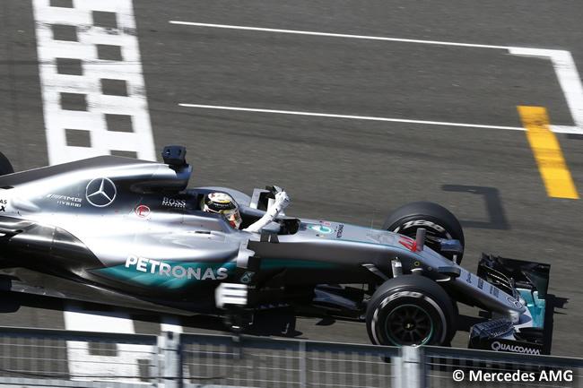 Lewis Hamilton - Mercedes AMG - GP Gran Premio de Gran Bretaña 2016