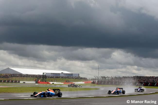 Manor - GP Gran Bretaña 2016