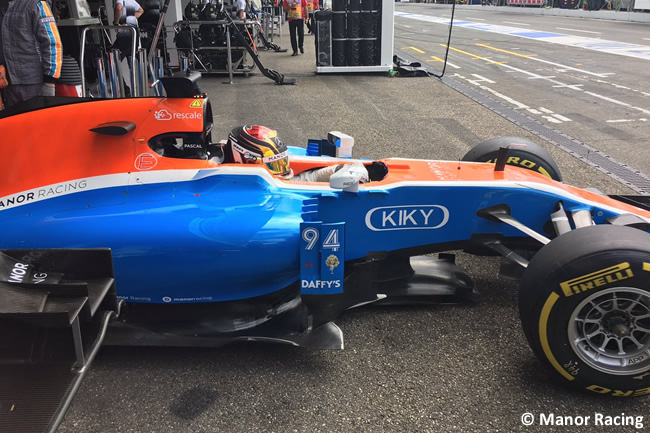 Manor - Calificación - GP Alemania 2016