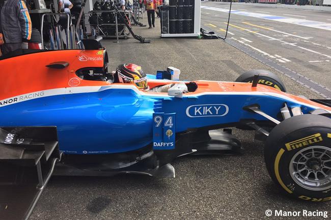Manor - Calificación - GP Alemania 2016