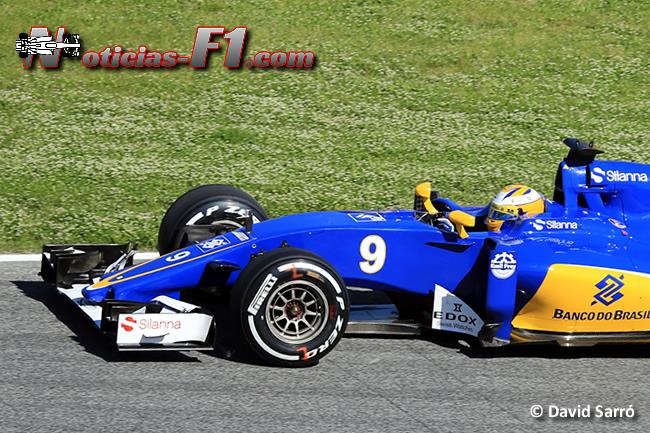 Marcus Ericsson - Sauber - Sauber - www.noticias-f1.com - David Sarró