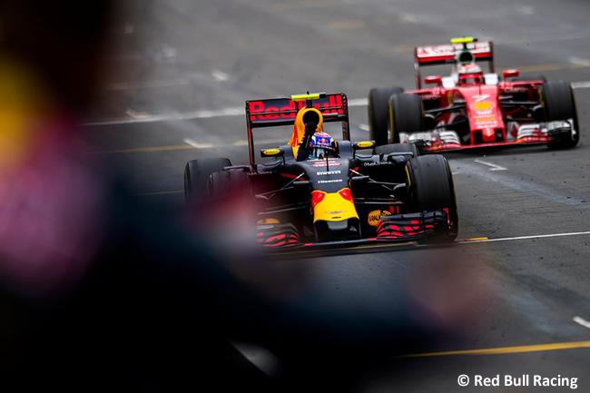 Max Verstappen - Red Bull Racing - GP Austria 2016