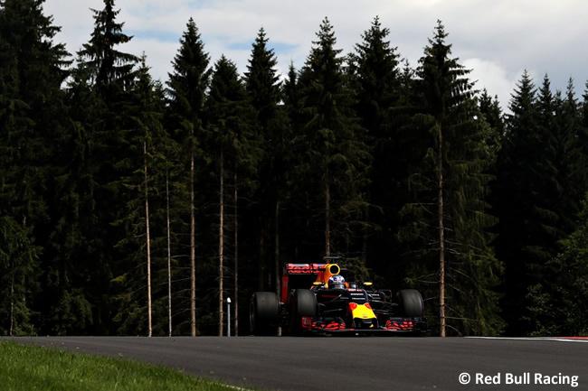 Red Bull Racing - GP Austria 2016