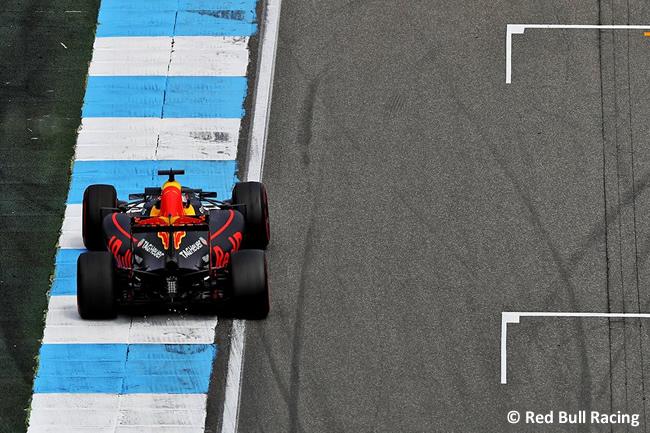 Red Bull - GP Alemania 2016 - Calificación