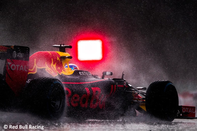 Red Bull- Calificación GP Hungría 2016