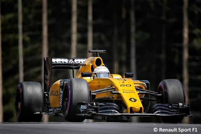 Renault - GP Austria 2016