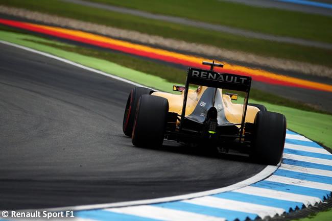 Renault - GP Alemania, Hockenheim 2016