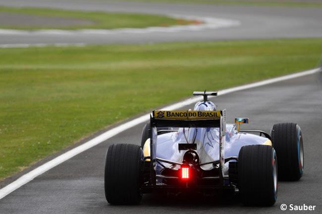 Sauber - GP de Gran Bretaña 2016