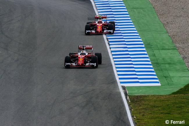 Scuderia Ferrari- GP Alemania, Hockenheim 2016