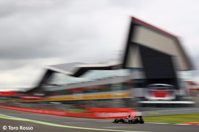 Toro Rosso - Gran Premio de Gran Bretaña 2016 - Entrenamientos