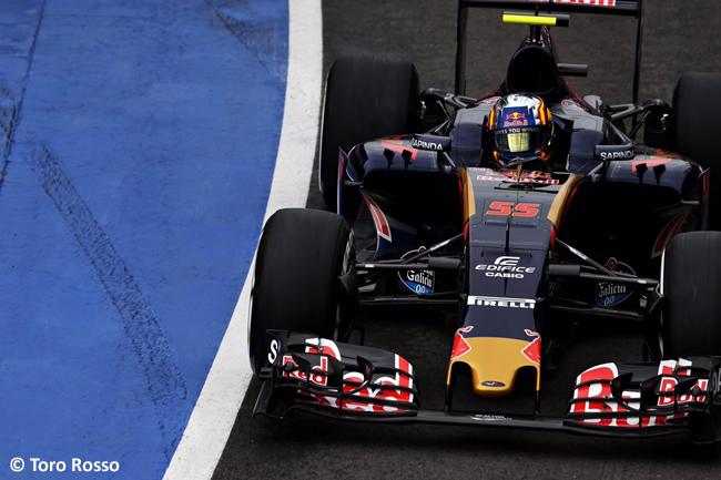 Toro Rosso - GP Gran Premio de Gran Bretaña 2016