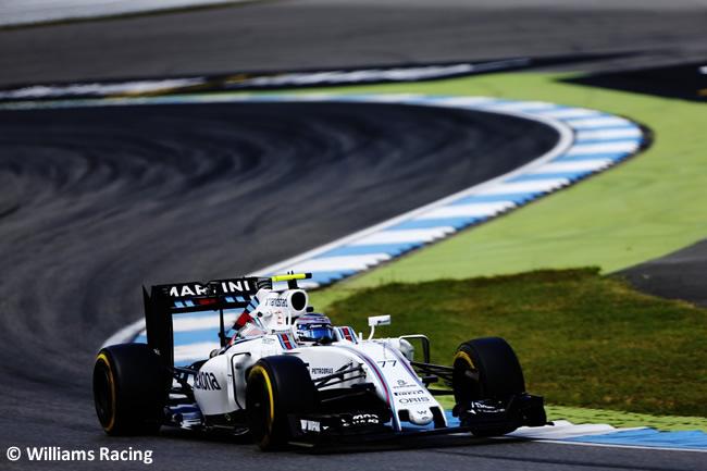 Valtteri Bottas - Williams - GP Alemania, Hockenheim 2016