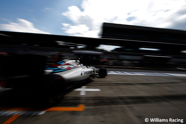 Williams - GP Austria 2016- Calificación