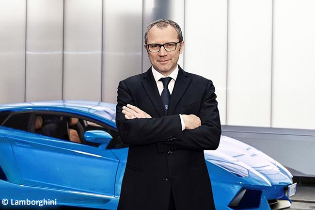 Stefano Domenicali - Lamborghini
