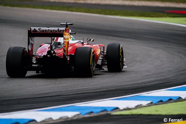 Ferrari - GP Alemania 2016