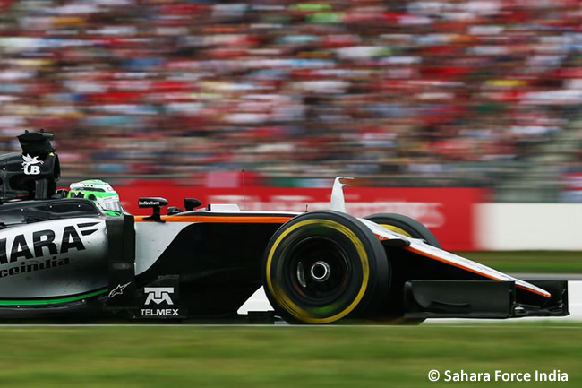 Force India - GP Alemania 2016